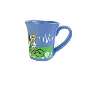 The View ® Summer 2010 ABC ® coffee cup